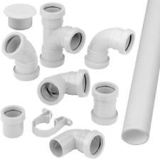 Waste Pipe and Fittings