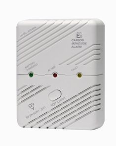 Caravan Carbon Monoxide Detector 5 Year Battery
