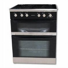 Spinflo Cocina built in LPG cooker with oven, grill