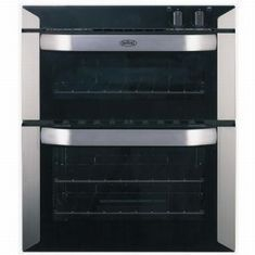 Belling BI70LPG twin cavity oven and grill