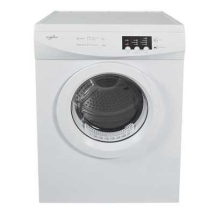 Statesman 7kg Vented Tumble Dryer in white TVM07W