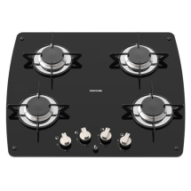 Thetford Spinflo Series 9 Hob 4 Burner Black SHB94999-SP