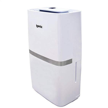 Igenix 20L Portable Air Dehumidifier White