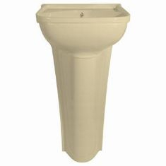 SMALL PEDESTAL SOFT CREAM FOR BASIN BA033