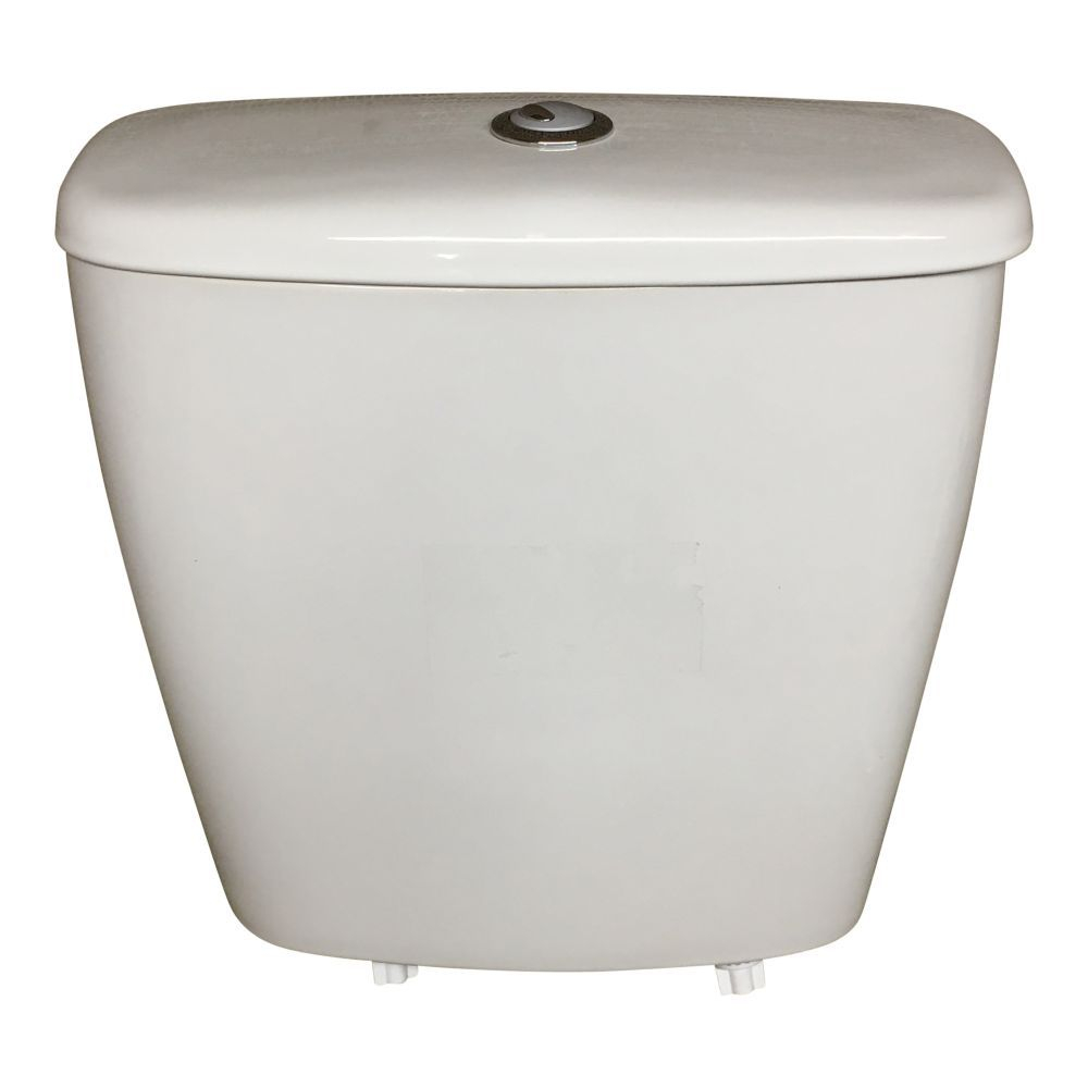Lecico Atlas Smooth Cistern & dual flush mechanism