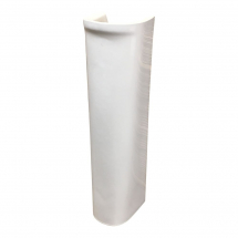 Lecico Full Pedestal in White