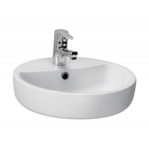 Cersanit Caspia Ring 440mm Sit on Basin