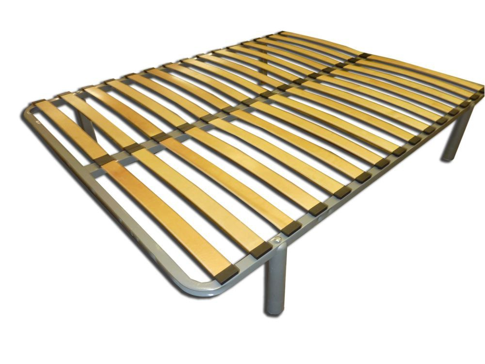 King size bed frame 6`3 x 5 ft - 1900mm x 1500mm