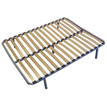 Double Caravan Bed Frame Base 1800mm x 1500mm 6ft x 5ft