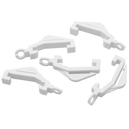 Champion Curtain Track gliders Pack of 100