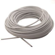 30 Metre Coil of White Net Wire