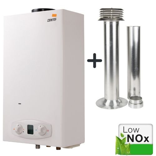 Cointra CPA 6 Low Nox Lpg Water Heater & Flue Kit