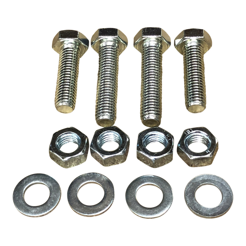 Bolts, Washers & Nuts for Mobile Home Coupling