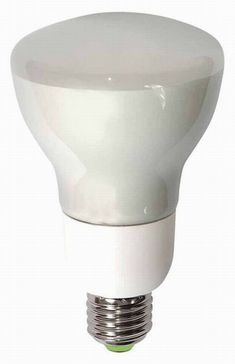 LOW ENERGY LAMP COMP REFLECTOR R80 15w ES