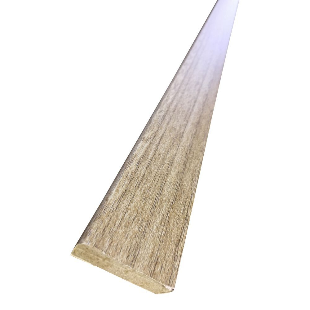 Pacific Walnut Veneered MDF Skirting 40 x 9 - 2440mm
