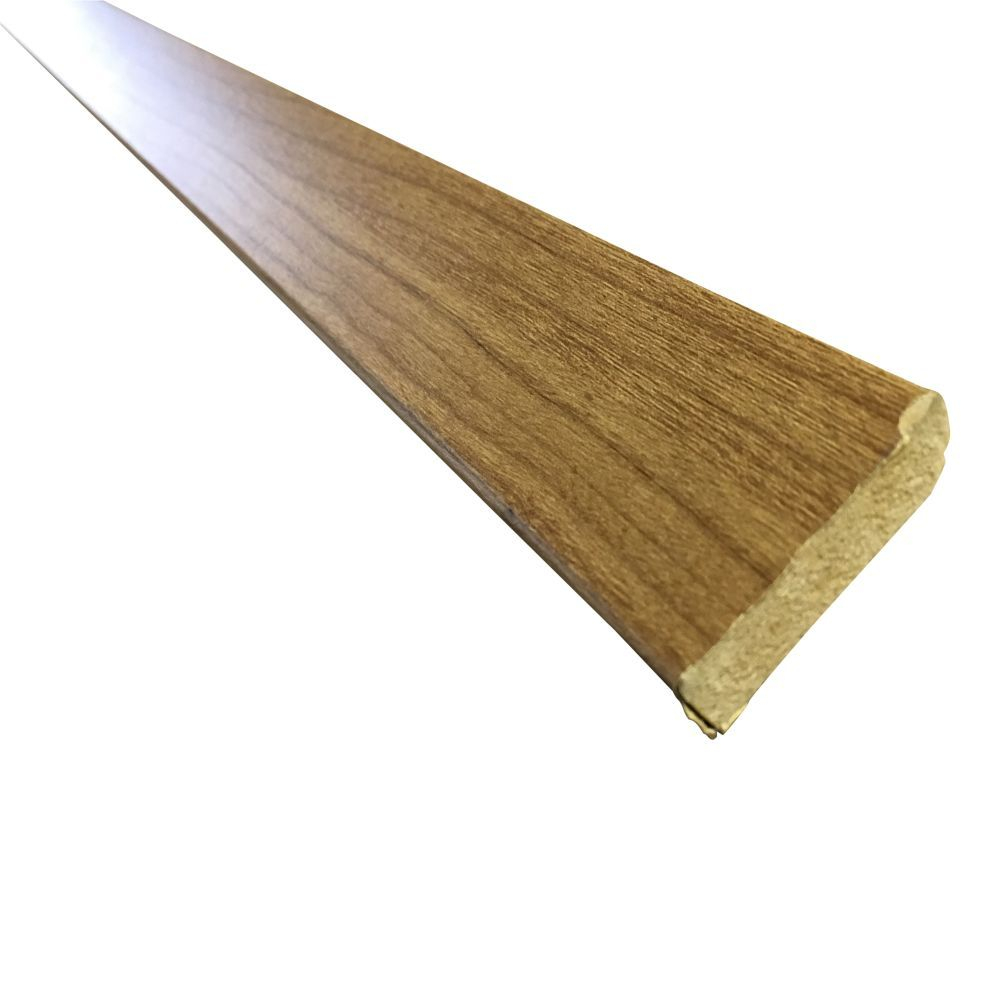 Aosta Cherry Veneered MDF Skirting 40 x 9 - 2440mm