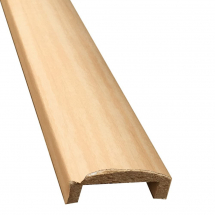 Honey Birch MDF Rebated Wall Capping Trim 2440mm