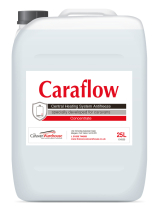 Caraflow CHS25 Central Heating Antifreeze & Inhibitor -50c