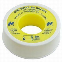 PTFE Tape for Gas