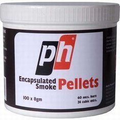 PH SMOKE PELLETS 8GM TUB OF 100