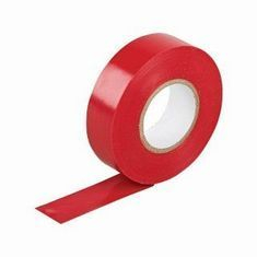 Insulating Tape 19mm x 33m Red