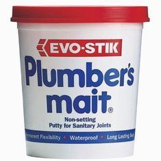 Non Setting Plumbers Mait Putty 750g