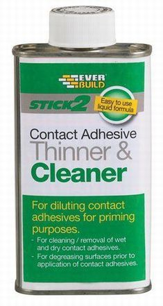 Everbuild Thinner & Cleaner 250ml