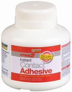 Everbuild Instant Contact Adhesive 250ml