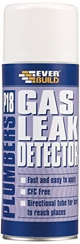 Everbuild P18 Gas Leak Detector Sprey 400ml