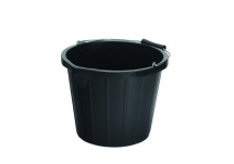 Black Bucket 3 Gallon