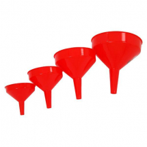 Funnel Set Plastic Pack Of 4