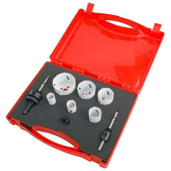 Plumbers Hole Saw Set