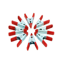 Spring Clamp Set non-slip Pack of 8