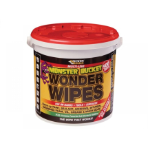 Everbuild Monster Wipes Tub of 500 Wipes