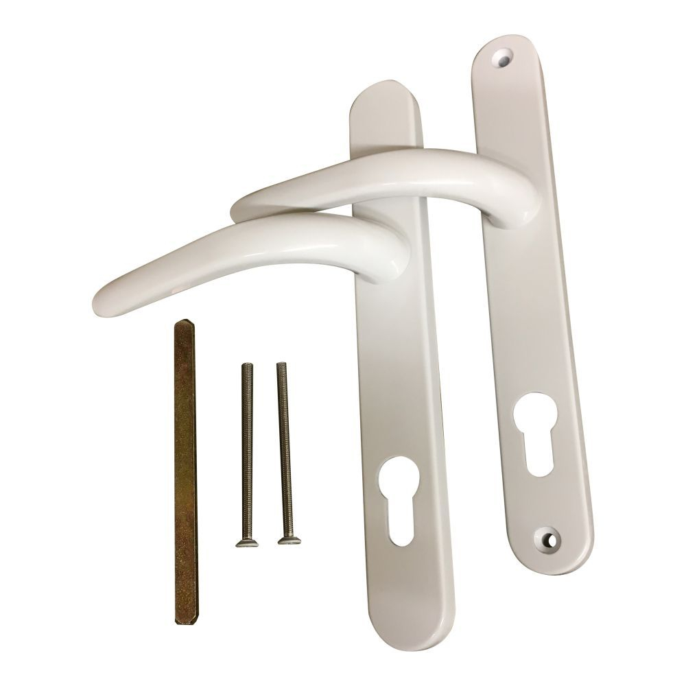 Eltherington UPVC Door Handle White