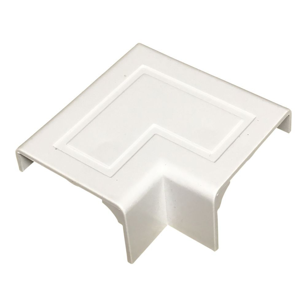 Stanway Door Corner Moulding Cap 70mm White 70mm TD8637
