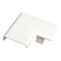 Stanway Window Corner Cap Moulding 38mm In White TD8622