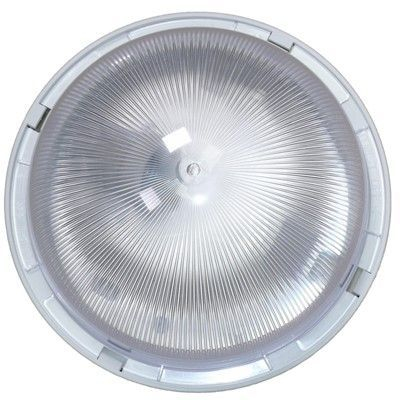 External 60w Polycarbonate Light - White