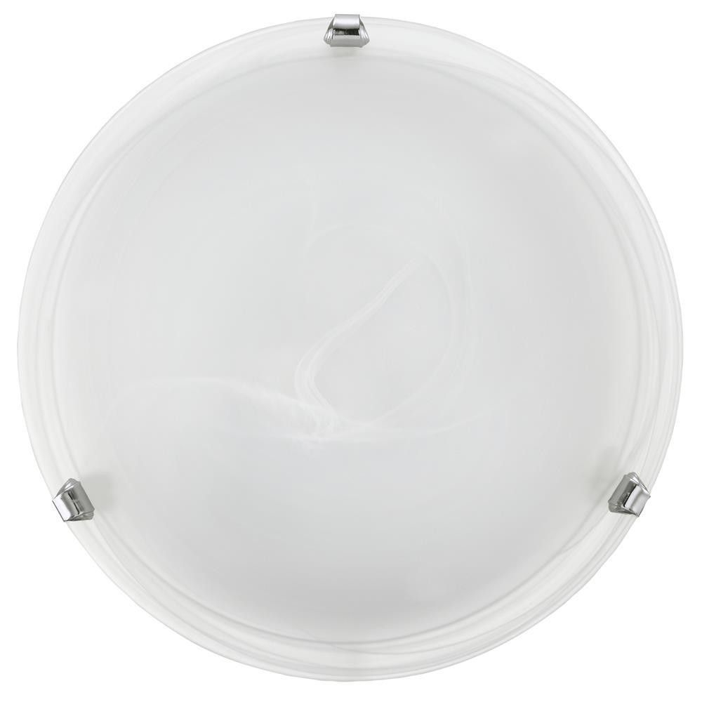 Salome Internal ceiling light Fitting With glass diffuser