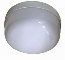 Internal bathroom ceiling light, polycarbonite, IP21