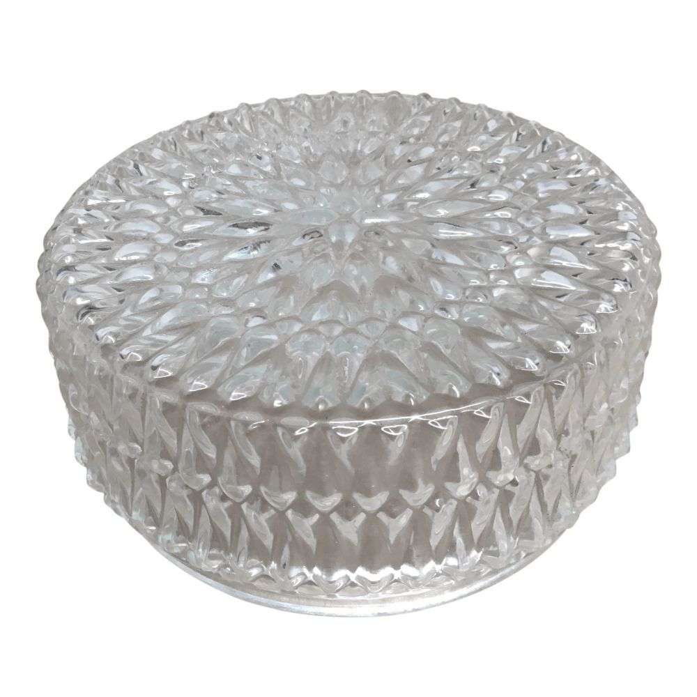 Replacement Clear Glass Light Shade