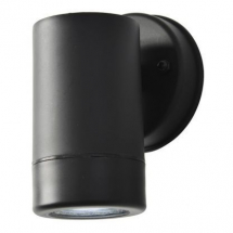 LED outdoor wall light Fitting IP44 in Black