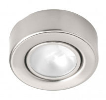 Surface cabinet light 70mm 12v
