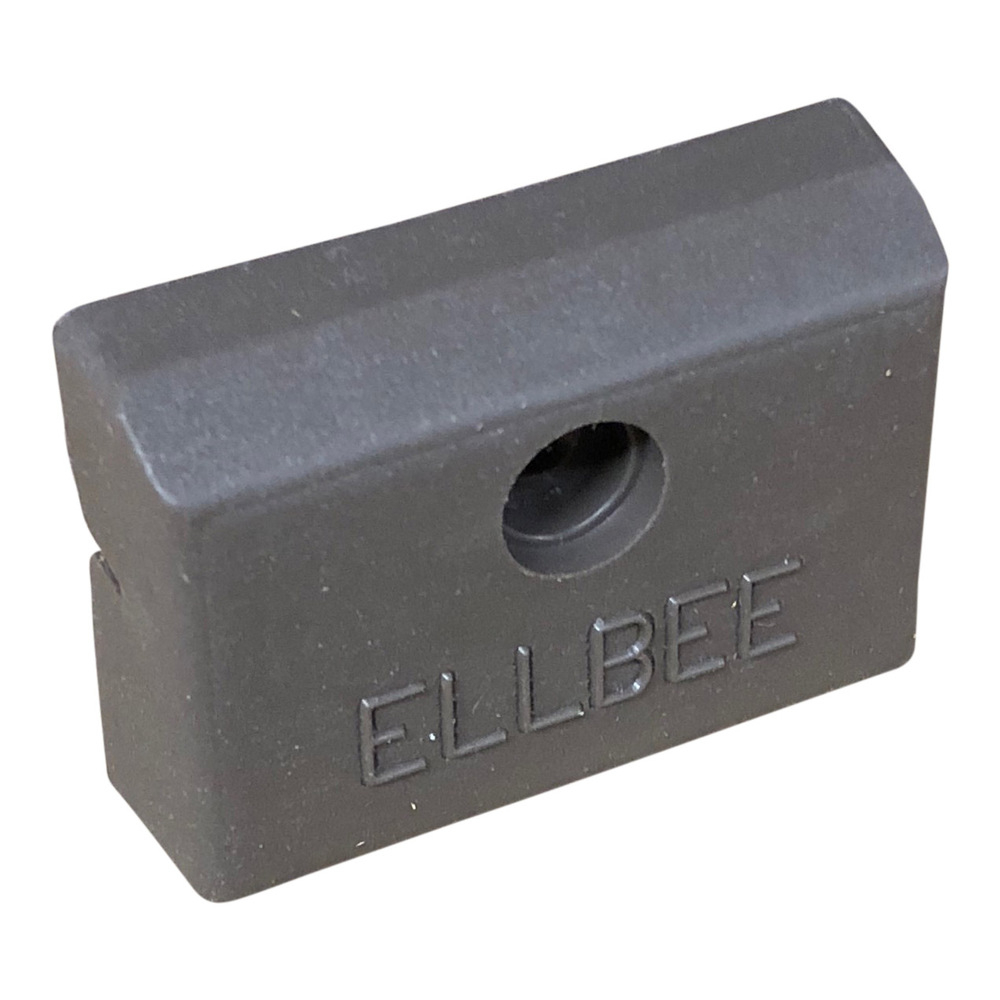 Ellbee Drain Cap and Cover - Brown
