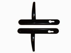 Ellbee UPVC Black Handle Set