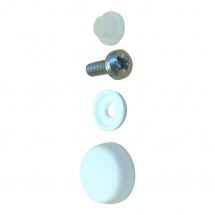 Ellbee Shower Door Roller Fixing Kit