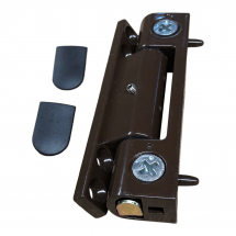 Brown Neon Butt Hinge for UPVC Doors - Flat