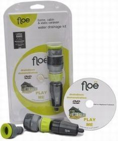 Floe Static & Mobile Home Drain Down Fitting
