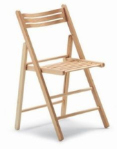 LUIS 451D FOLDING DINING CHAIR