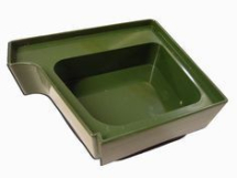 Royal Europa Gutter End Cap - Green - RH